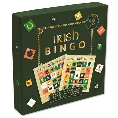 Luck Of The Irish Family Fun Irish Bingo Game With Irish Motifs
