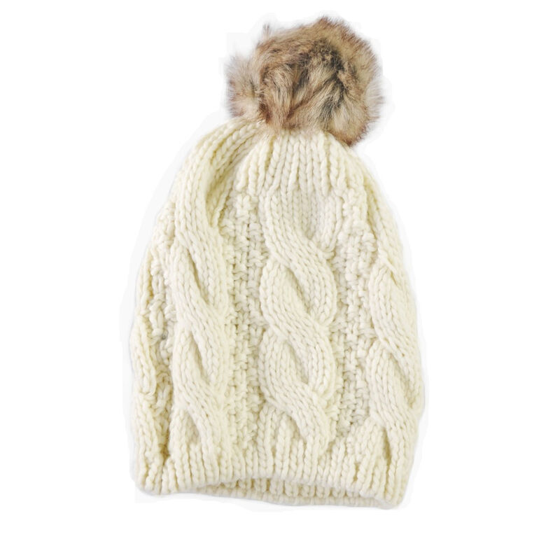 Aran Traditions Knitwear Snood & Hat Gift Set For Her