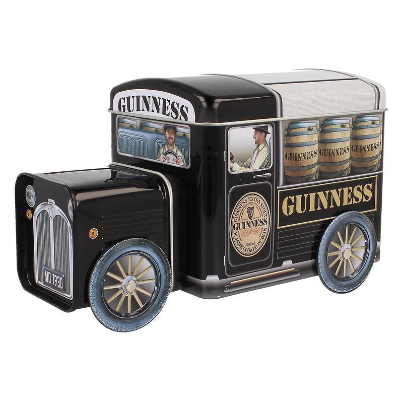 Guinness Truck Tinned Fudge  200G