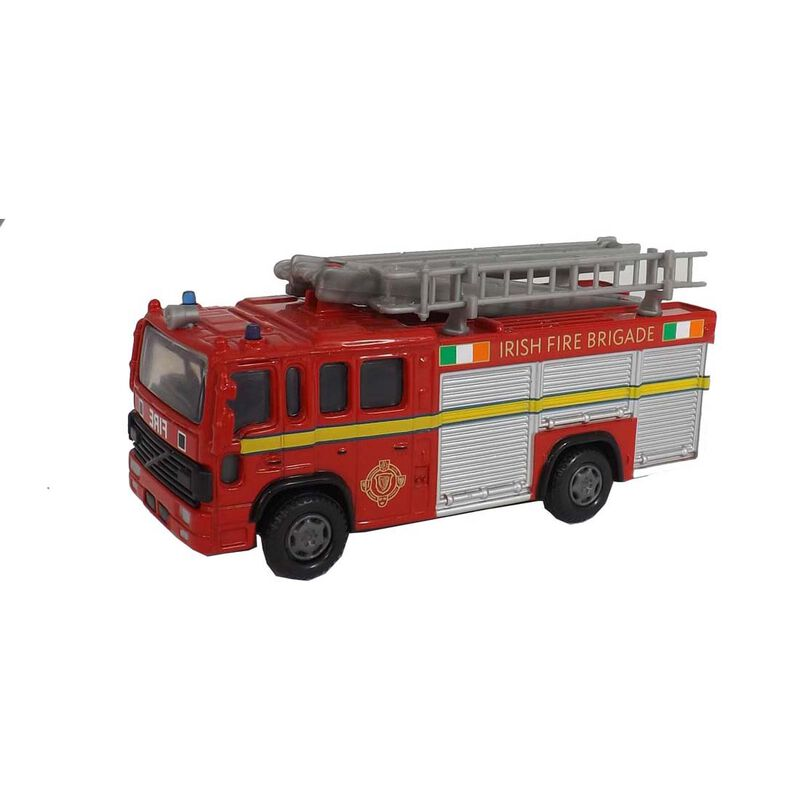 Irish Fire Engine Die Cast Model