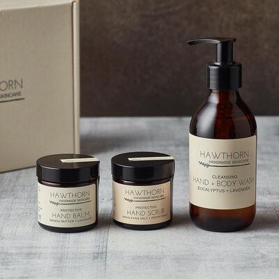 Hawthorn Handmade Skincare Handcare Gift Box