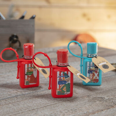 30ml Christmas Hand Sanitiser - 3 Scents