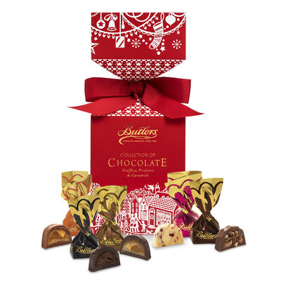 Butlers Chocolate Collection Yuletide Cracker, 300G