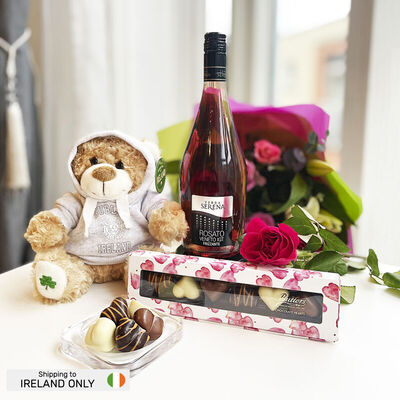 Pink Prosecco Gift Set (Ireland Only)