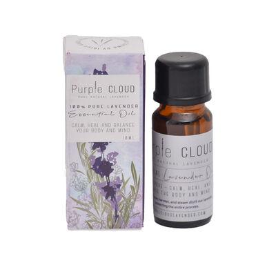 Purple Cloud Lavender Oil, 10ml