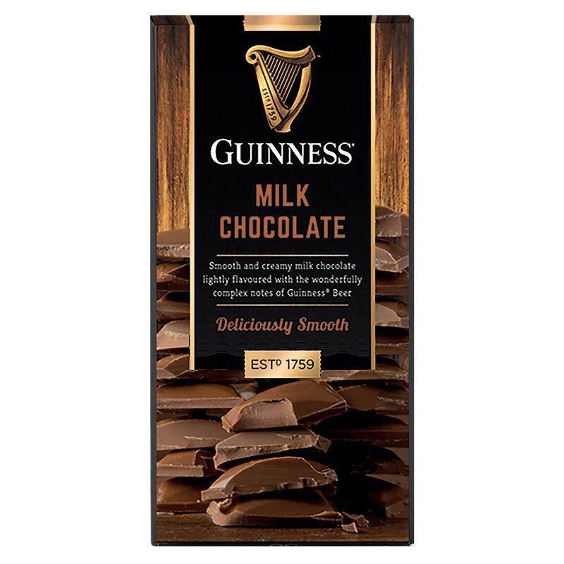 Guinness Milchschokoriegel  90G