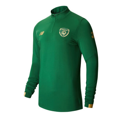 FAI Pitch Long Sleeve Mid-Layer Eden