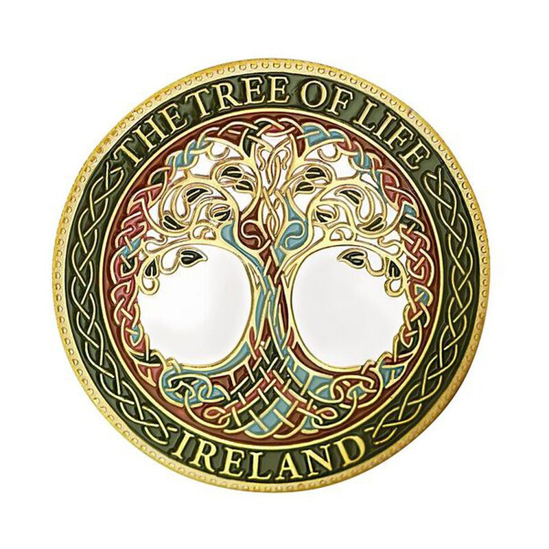 Collectors The Tree Of Life Ireland Designed Token