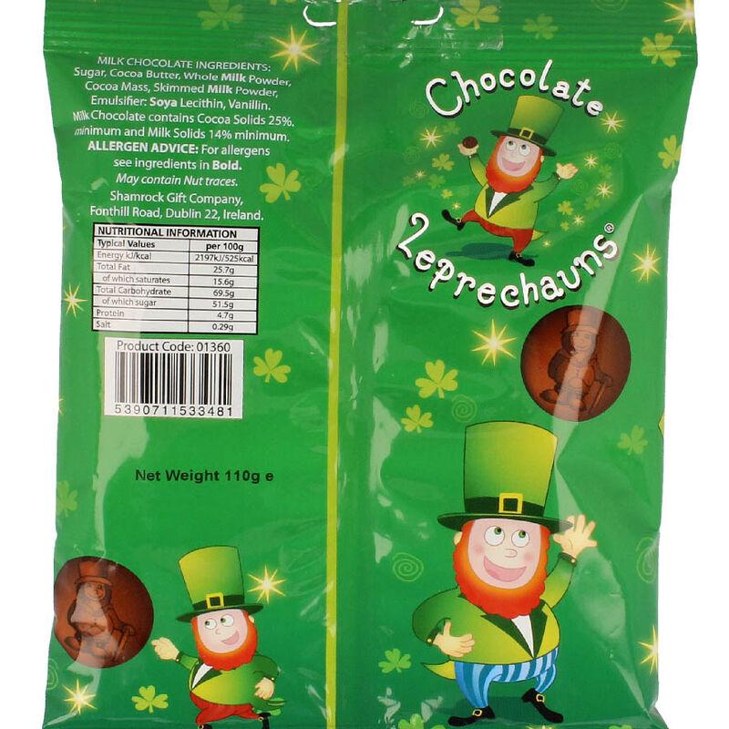 Ireland Chocolate Leprechauns 110g
