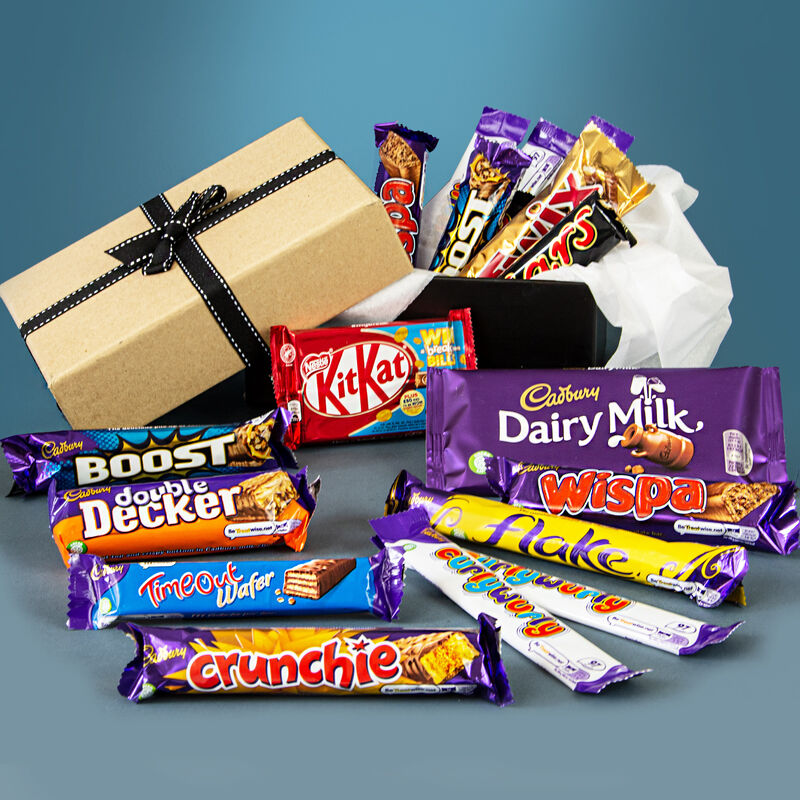 The Ultimate Irish Chocolate Selection Box Hamper