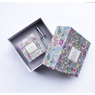 Irish Botanicals Lavender & Black Peppermint Sleeping Box