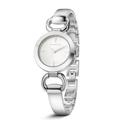 Newbridge Silverware Ladies Watch with Solid Bracelet