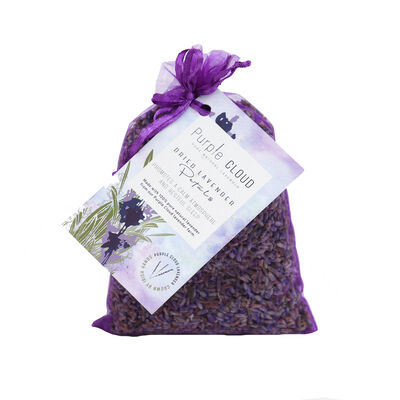 Purple Cloud Pure Natural Dried Lavender Petals