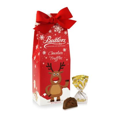 Butlers Kids Chocolate Truffles Taper Box, 100g