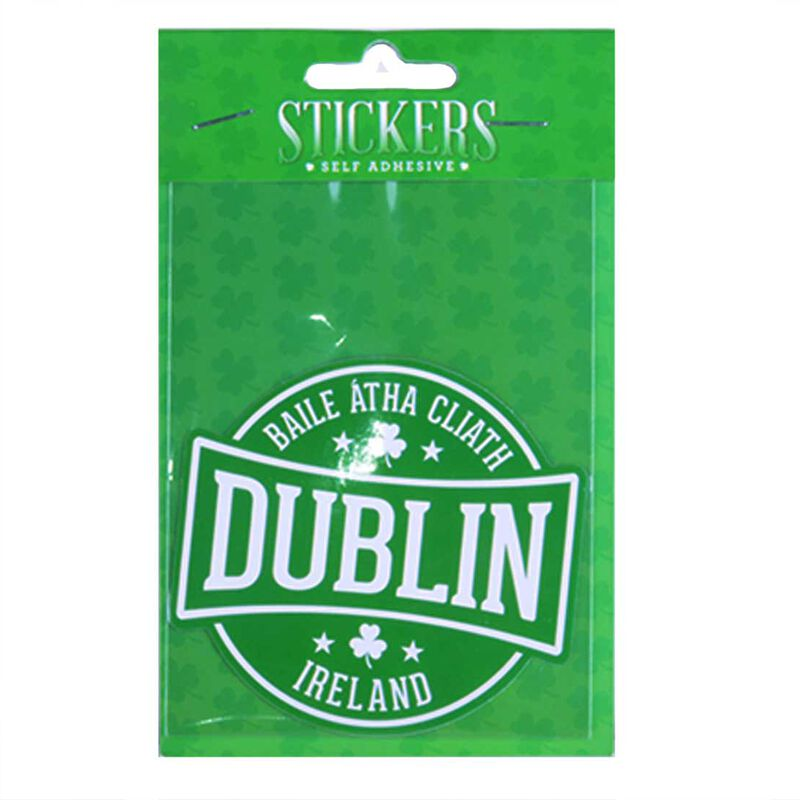 Dublin College Varsity Sticker