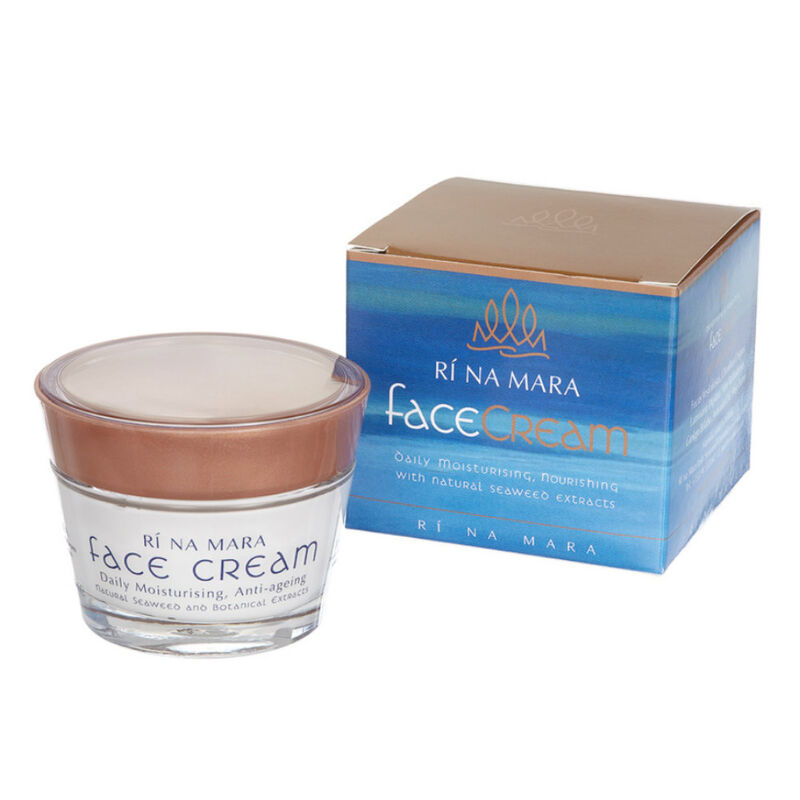 Ri Na Mara Face Cream Anti-Ageing Daily Moisturising with Seaweed Extracts