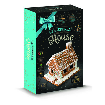 Make Your Own Gingerbread House, 830G