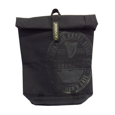 Official Guinness Black Dublin Ireland Label Designed Cooler Bag