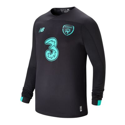 FAI Away Junior Goalkeeper Long Sleeve Jersey 2019/2020