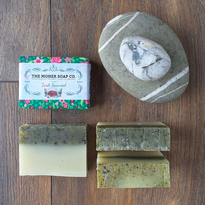 The Moher Soaps Co. Irish Seaweed Natural Soap