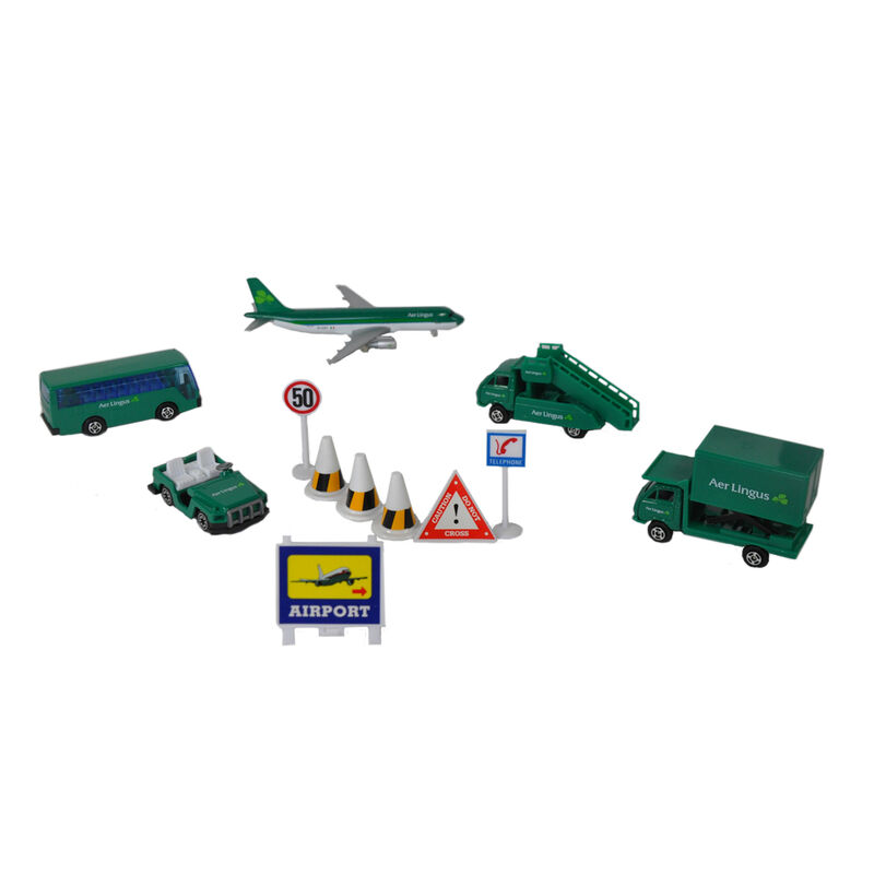 Aer Lingus Irish Airlines Airport Playset