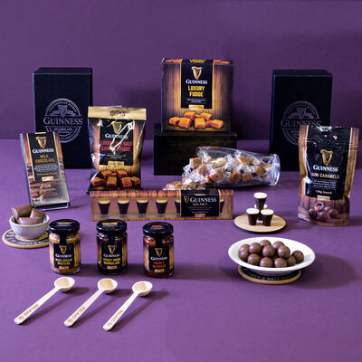 Official Guinness Fudge Hamper