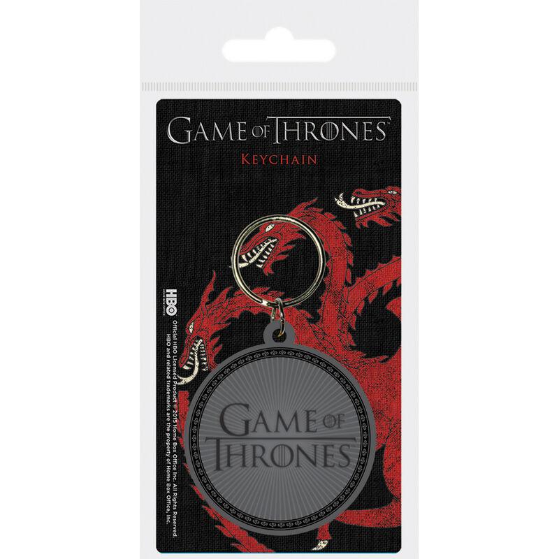 Schlüsselanhänger mit Game Of Thrones-Logo