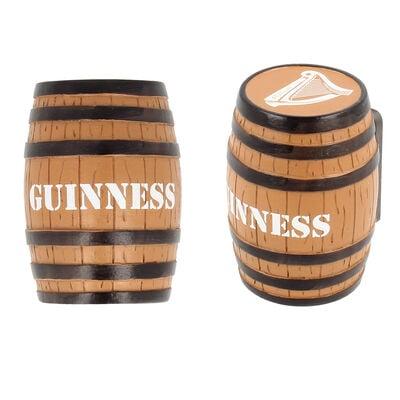 Guinness Official Merchandise  3D Designed Barrel Resin Magnet