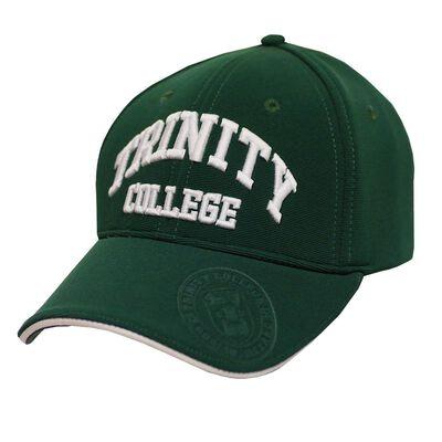 Trinity College Dublin Official Merchandise Bottle Green Baseball Cap