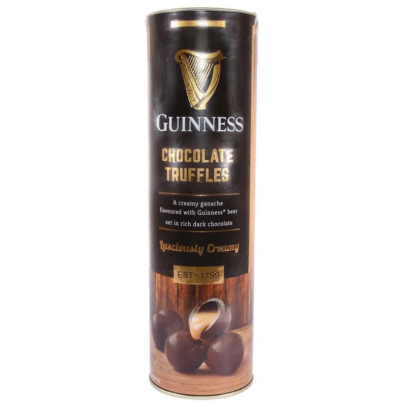 Guinness Creamy Chocolate Truffles Tube  320G