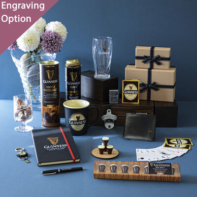 Official Guinness Merchandise Beer Lovers Amazing Gift Hamper (Ireland Only)