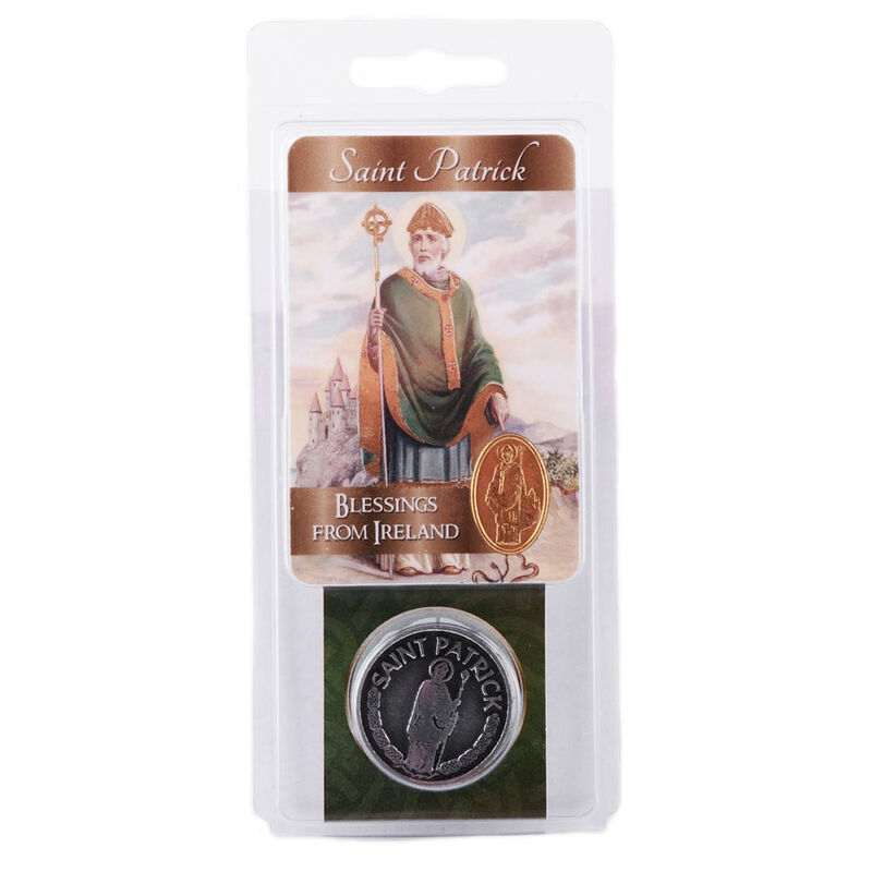 Saint Patrick Pocket Token