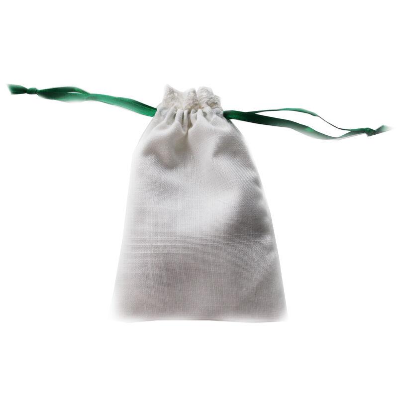 Trinity Knot Designed Natural Drawstring Lavender Scented Bag