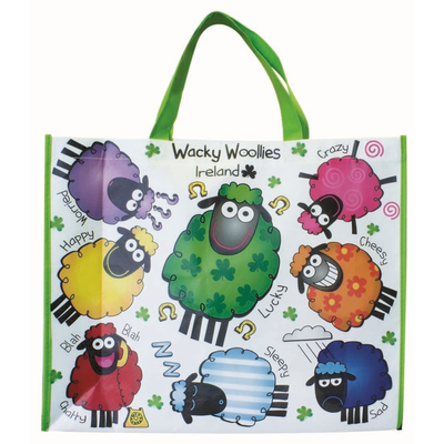 Wacky Wollies Bag For Life