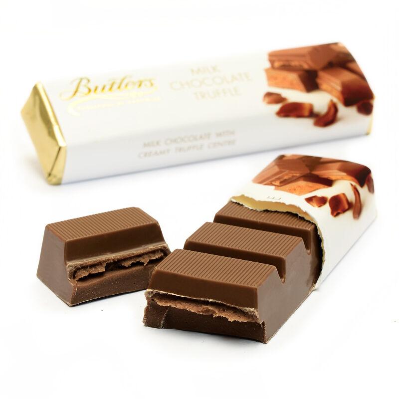 Butlers Milk Chocolate Truffle Bar