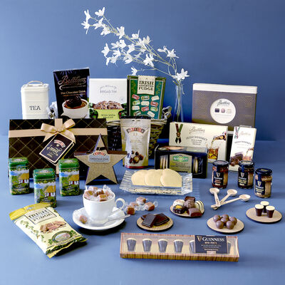Luxury Irish Treats Christmas Hamper