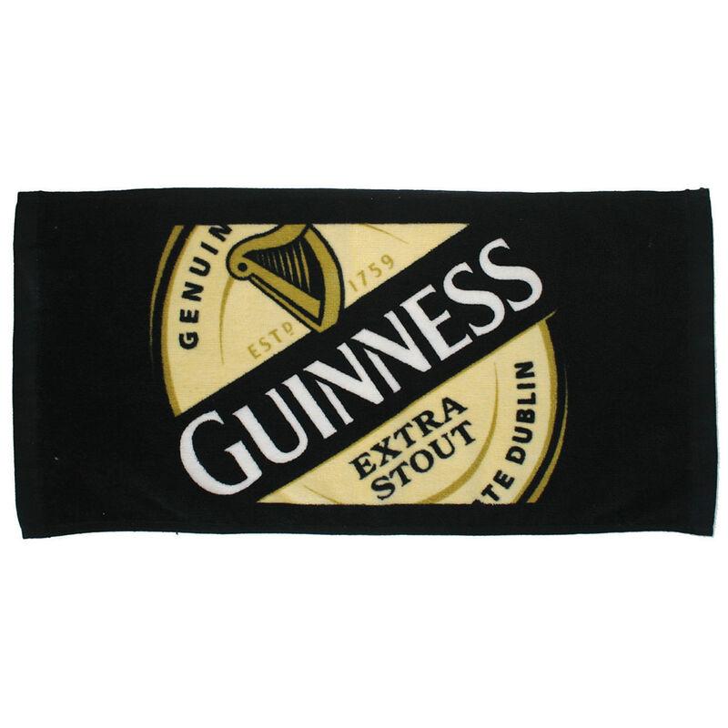 Guinness Bar Towel - Absorbent Cotton Bar Towel