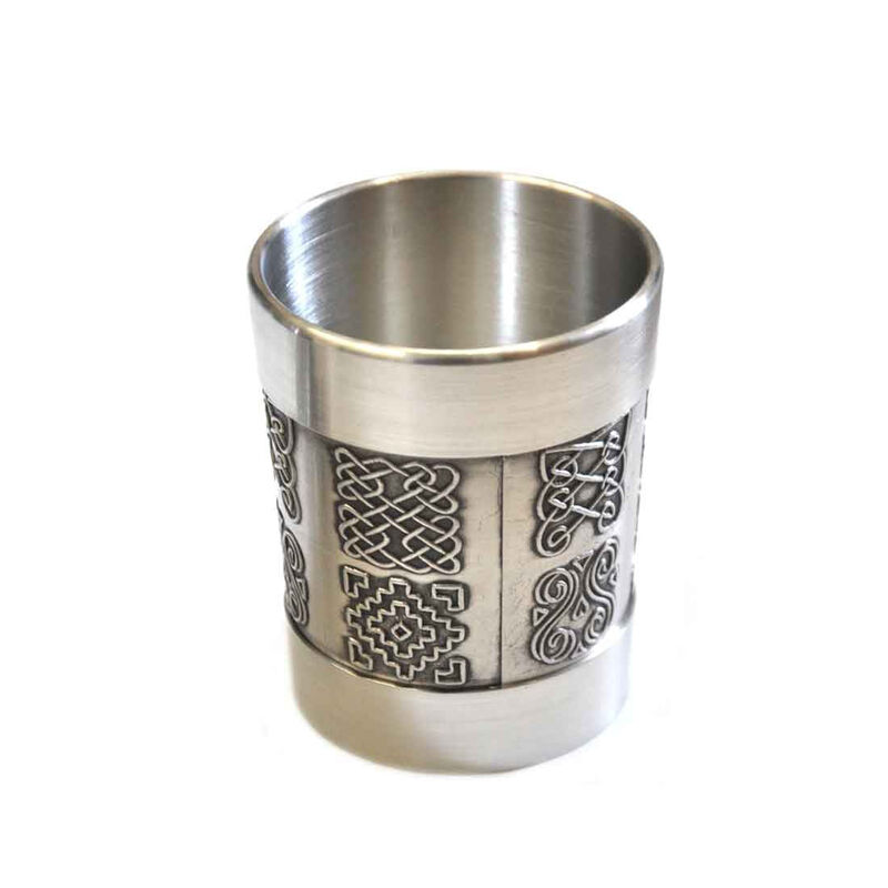 Mullingar Pewter Celtic Irish Beaker