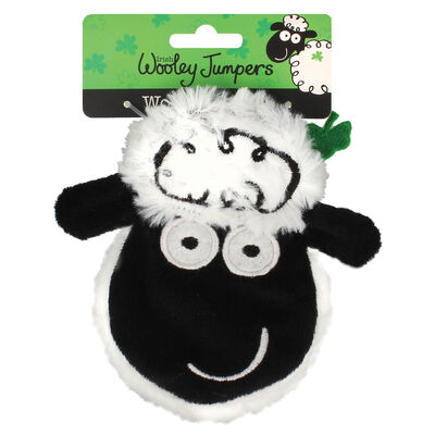 Wooley Jumper Fluffy Purse
