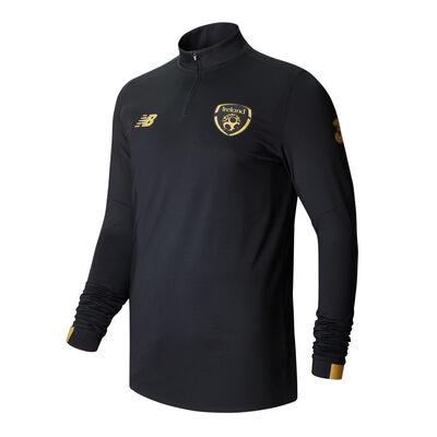 FAI Pitch Long Sleeve Mid-Layer Black
