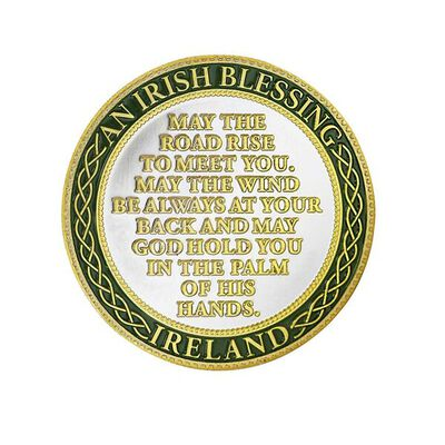 Collectors An Irish Blessing Ireland Designed Token
