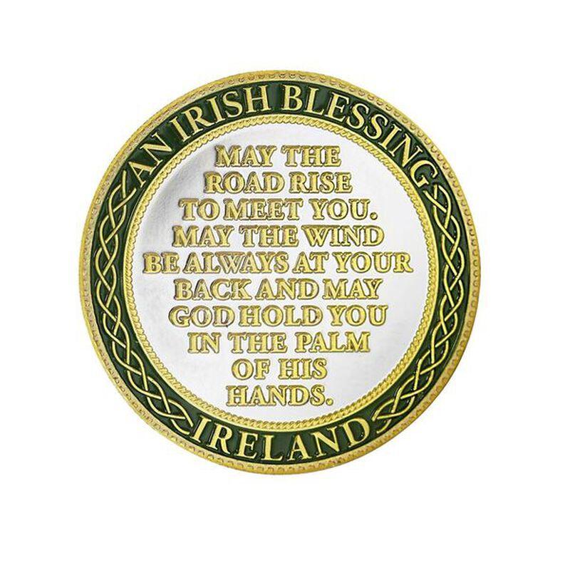 Collectors An Irish Blessing Ireland Designed Token
