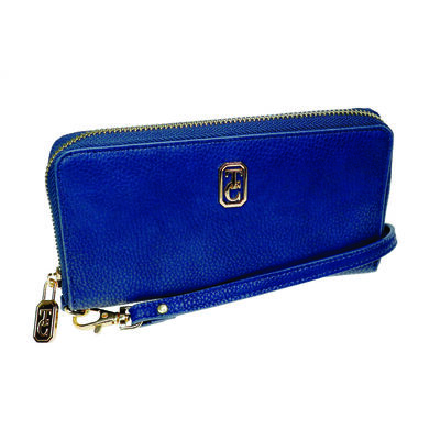 Tipperary Crystal Venice Wallet, Navy Colour