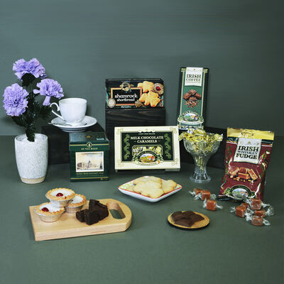 A Delicious Taste Of Ireland Hamper
