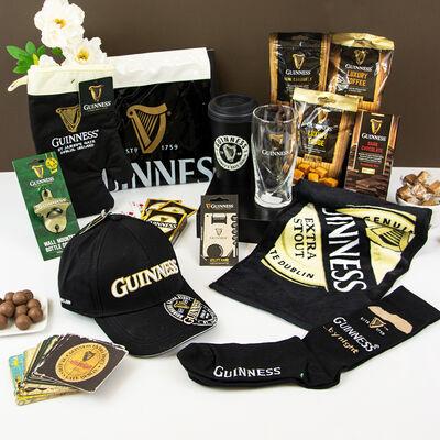 Guinness Official Merchandise Large Gift Bumper Hamper
