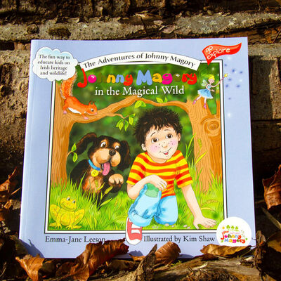Johnny Magory In The Magical Wild - Illustrated by Kim Shaw