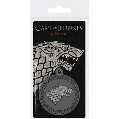 Game Of Thrones keychain Of  Stark