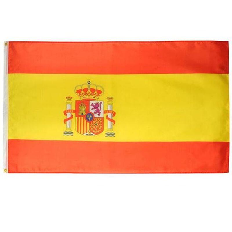 Spain Flag (5Ft X 3Ft)