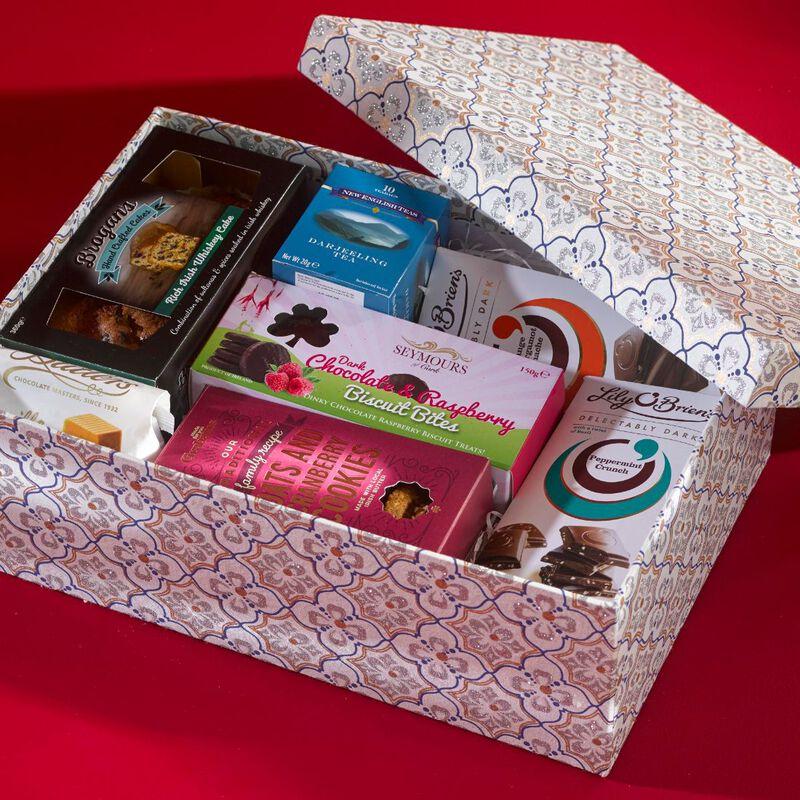 Sweet Treats Gift Box Irish Sweet Tooth Gift Hamper In A Box