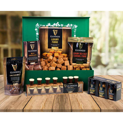 Official Guinness Merchandise Delicious Food Gift Hamper  Small